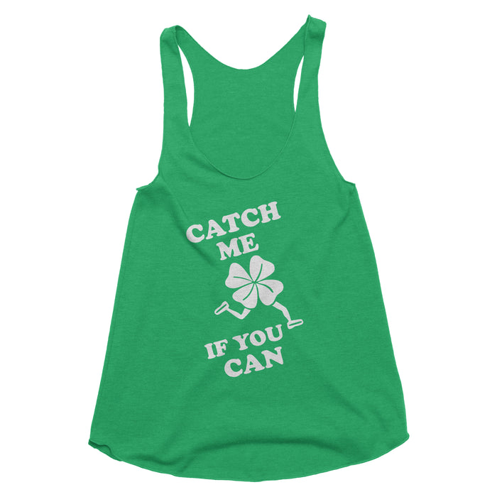 Catch Me If You Can Tank Top