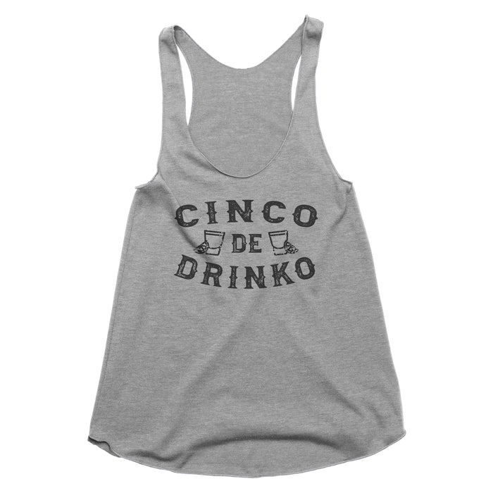 Cinco de Drinko Tank Top