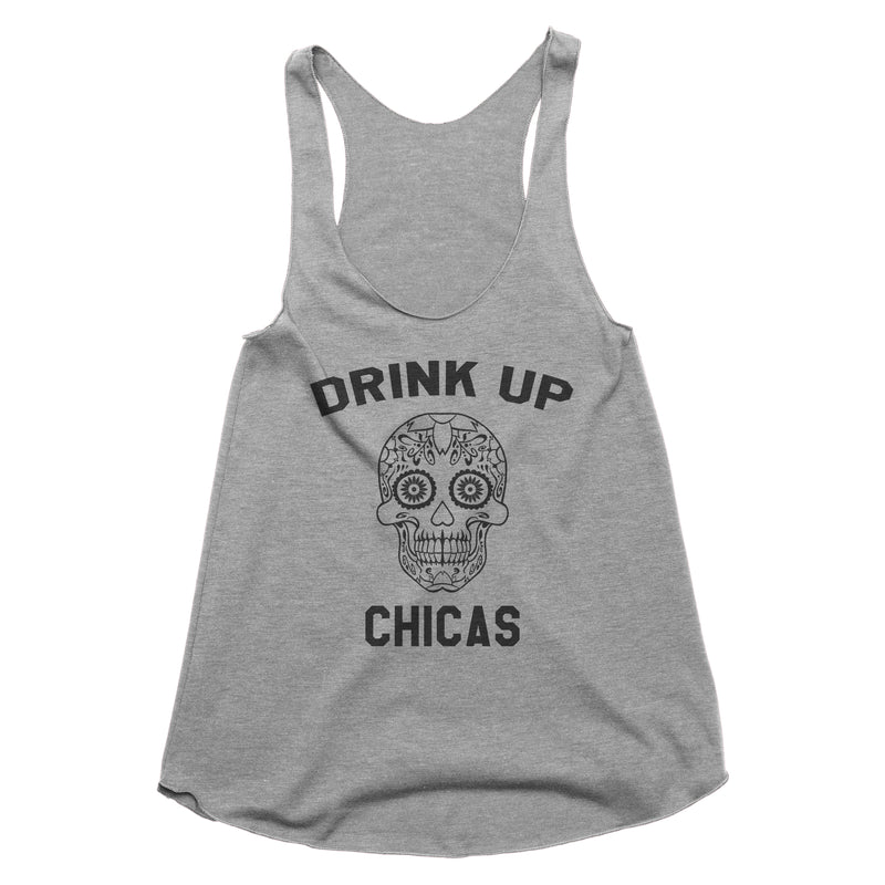 Drink Up Chicas Tank Top