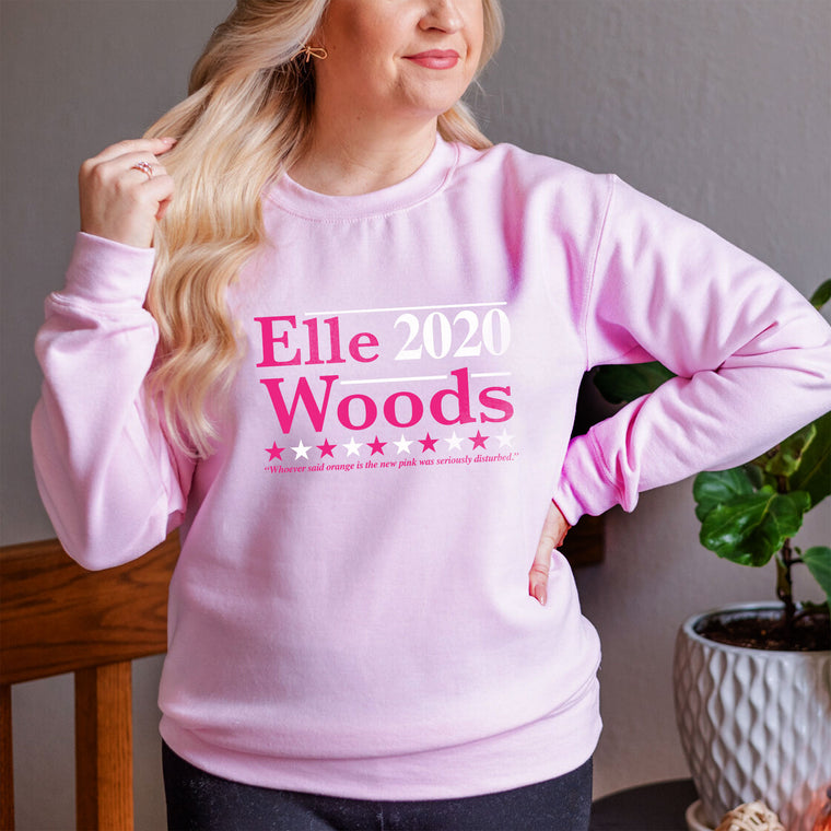 Elle Woods 2020 Sweatshirt