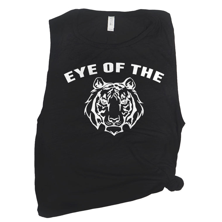 Eye of the Tiger Muscle Tee