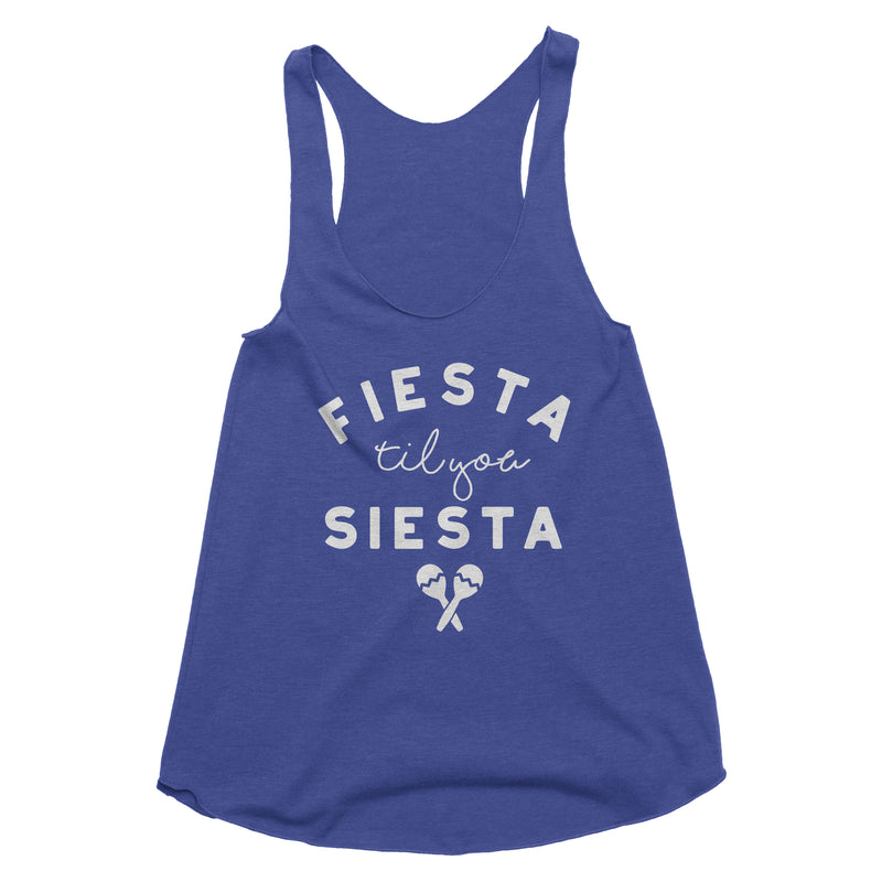 Fiesta til You Siesta Tank Top