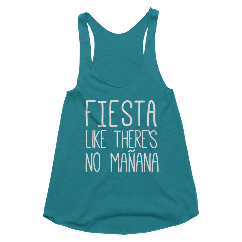 Fiesta Like There's No Mañana Tank Top