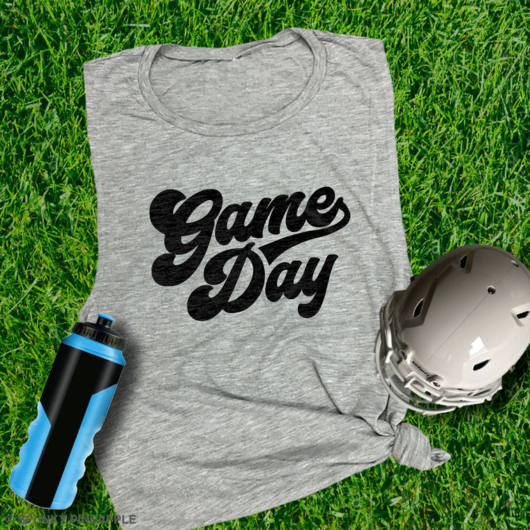 Game Day Muscle Tee