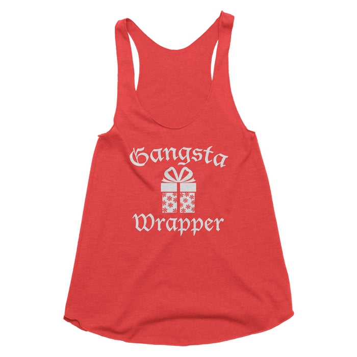 Gangsta Wrapper Tank Top