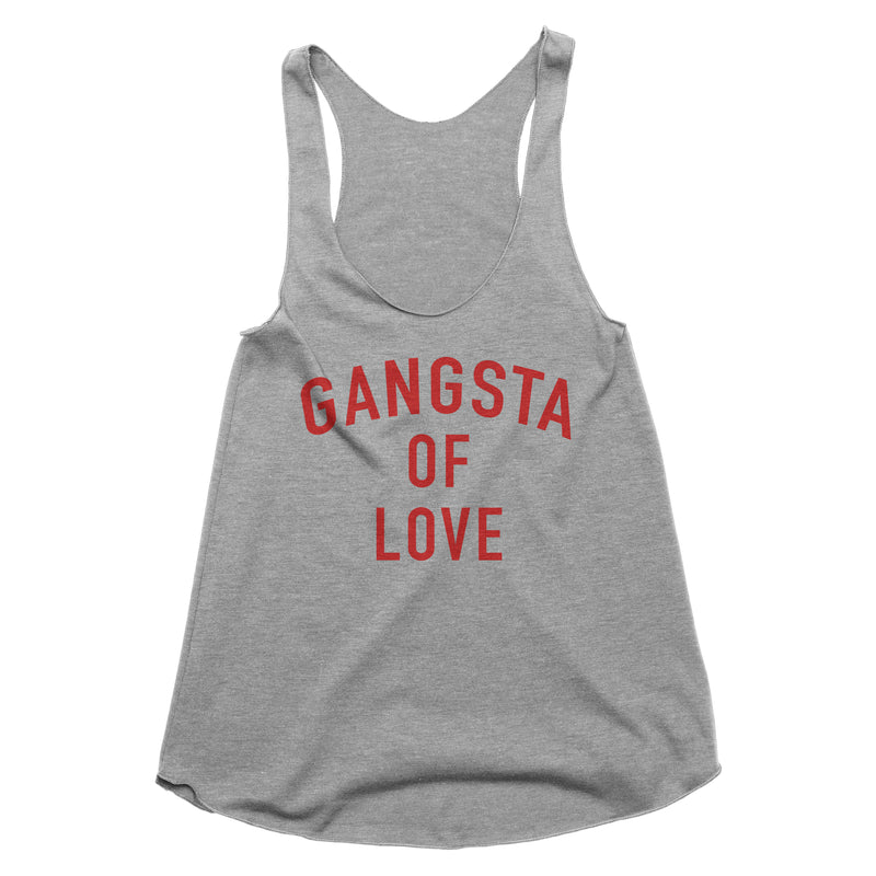 Gangsta of Love Tank Top