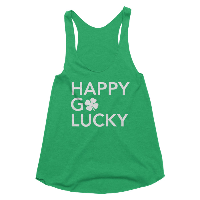 Happy Go Lucky Tank Top