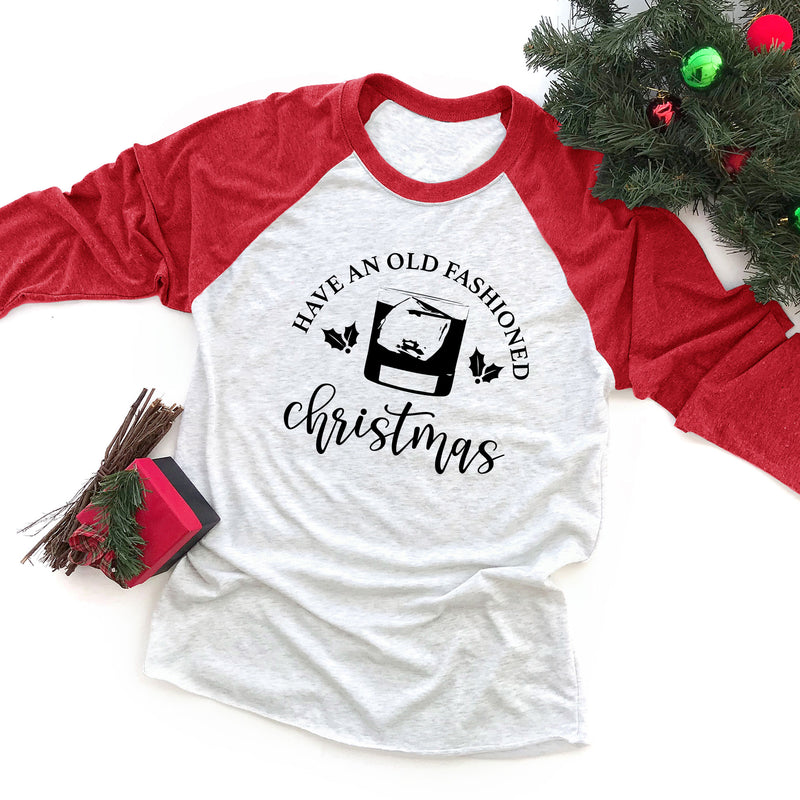 Have An Old Fashioned Christmas Unisex Xmas Party Shirts