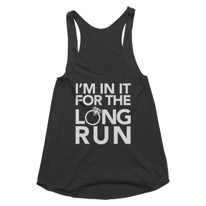 I'm in it for the Long Run Tank Top