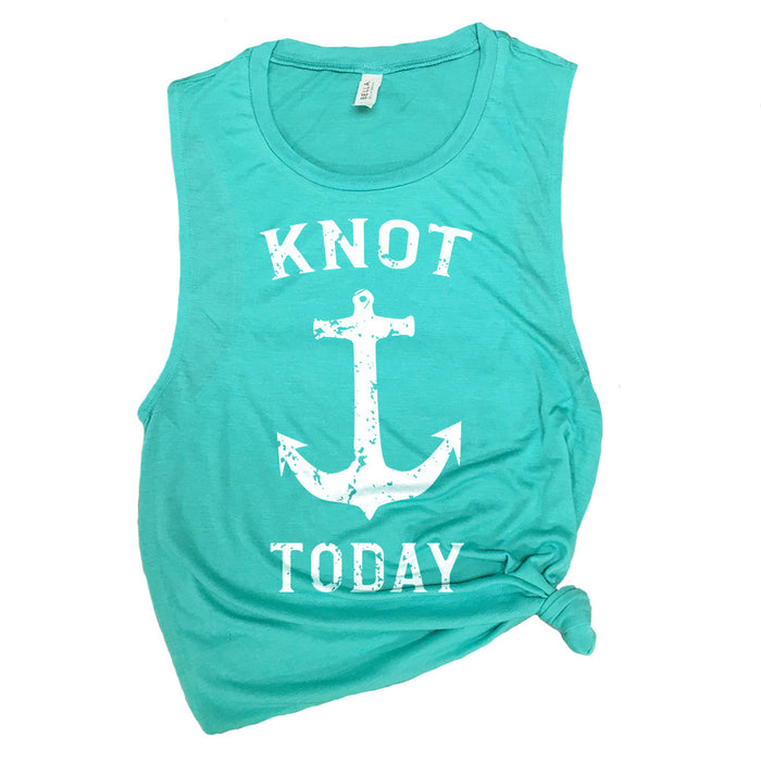 Knot Today Muscle Tee