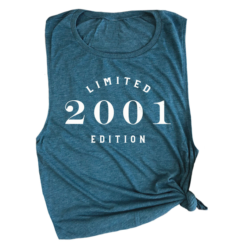 Limited Edition 2001 Muscle Tee