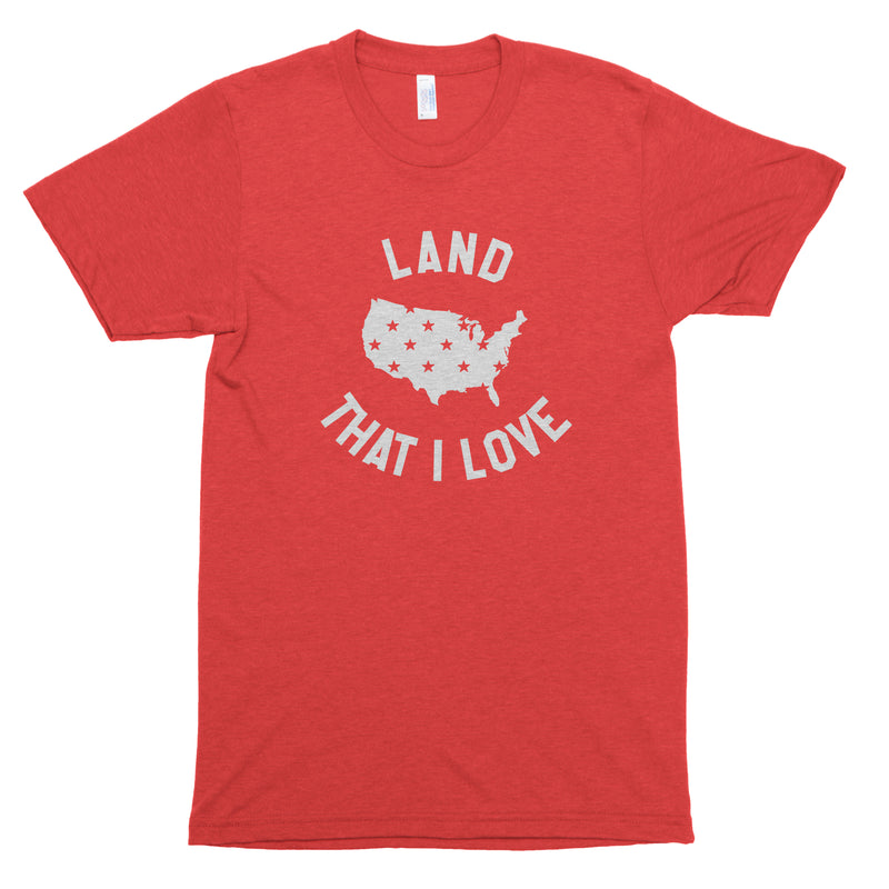 Land That I Love Premium Unisex T-Shirt
