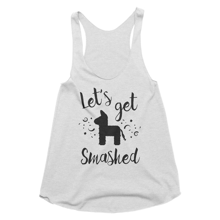 Let's Get Smashed Tank Top