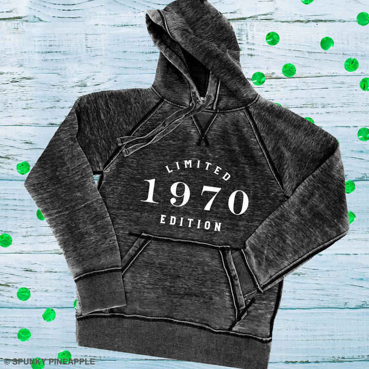 Limited Edition 1970 Fleece Hoodie
