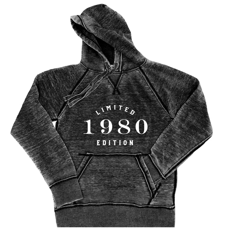Limited Edition 1980 Fleece Hoodie