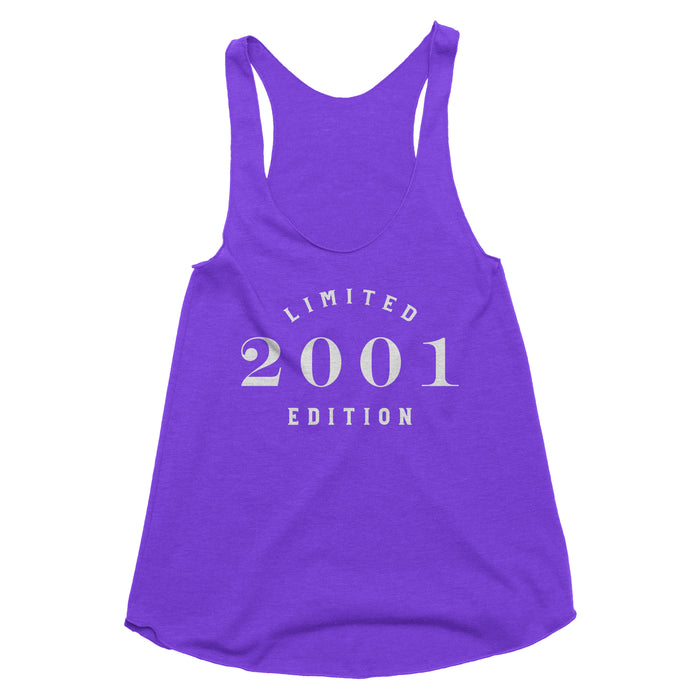Limited Edition 2001 Tank Top