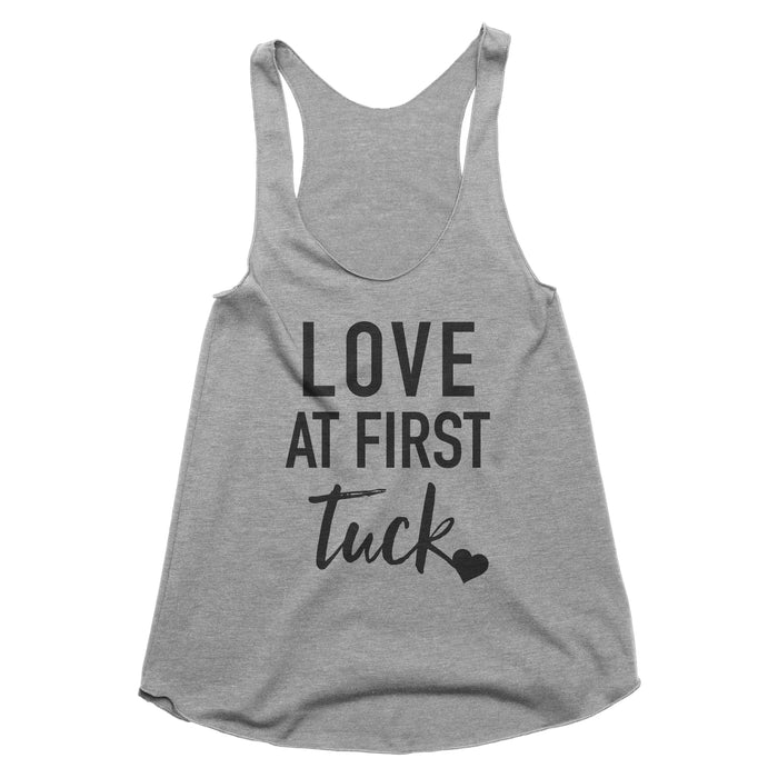 Love at First Tuck Tank Top