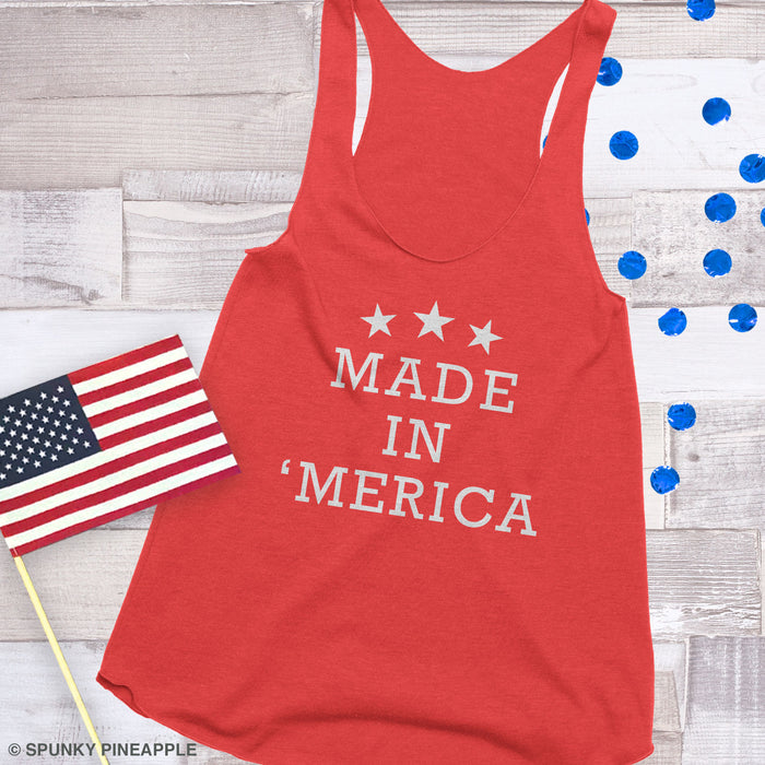 Made in 'Merica Tank Top