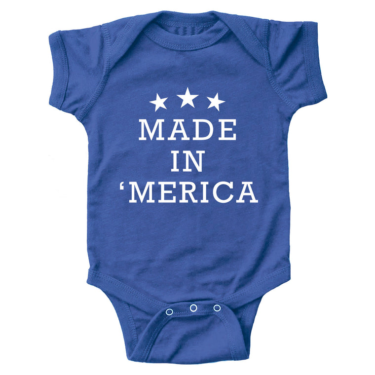 Made in 'Merica Infant Bodysuit