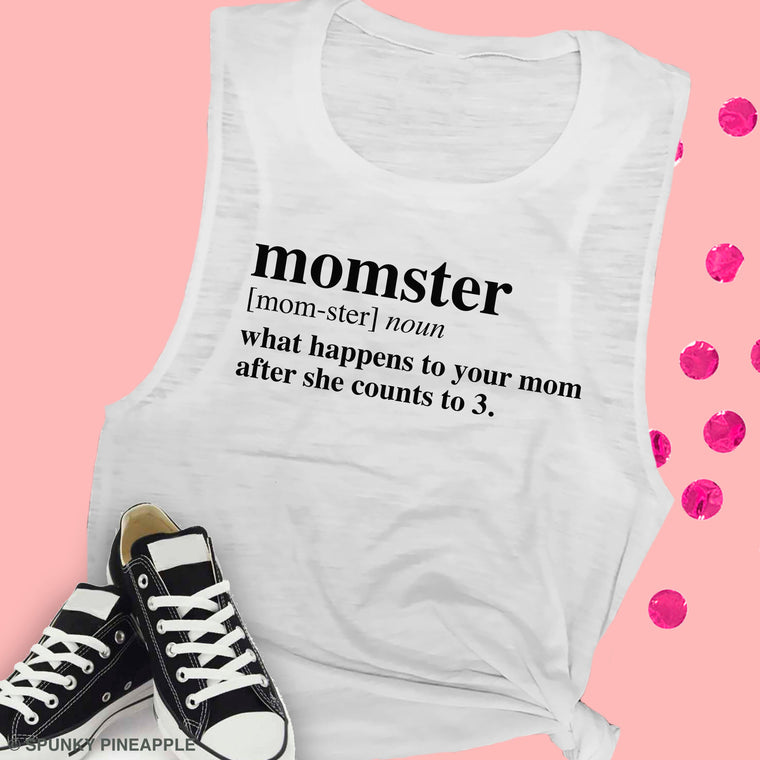 Momster Muscle Tee