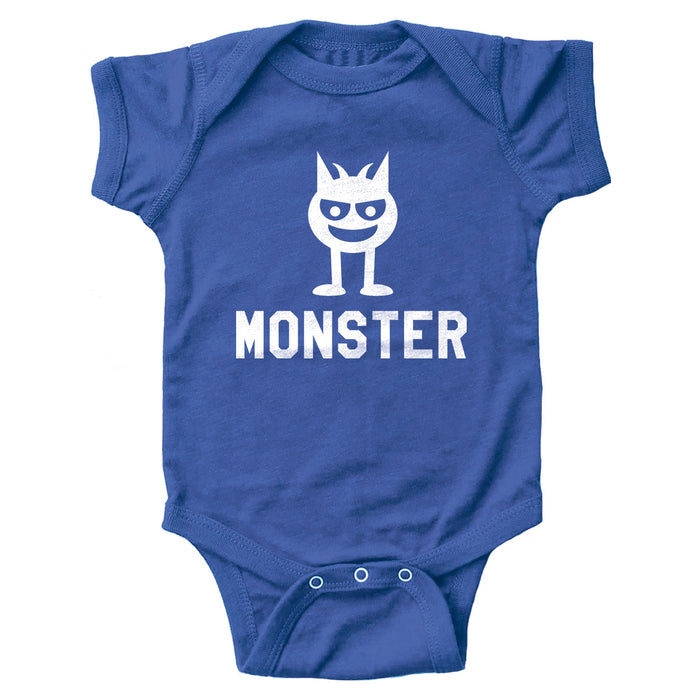 Monster Infant Bodysuit