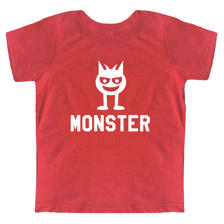 Monster Toddler Jersey Tee