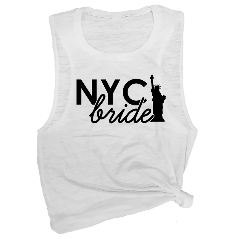NYC Bride & NYC Crew Muscle Tee