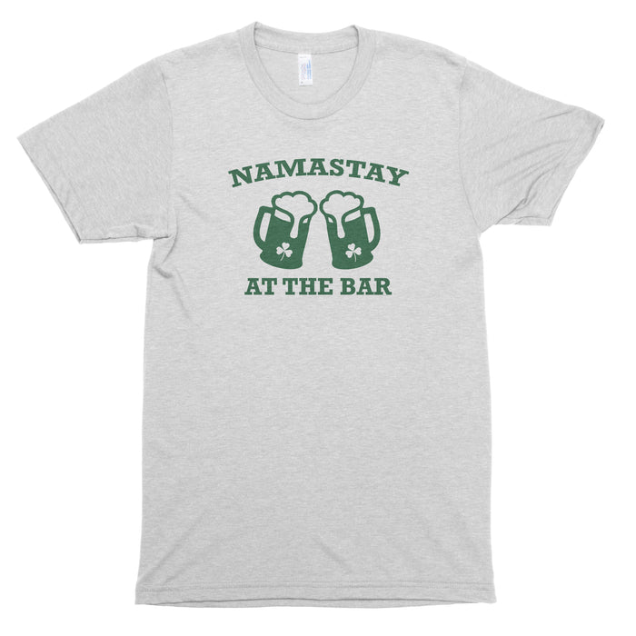 Namastay at the Bar Premium Unisex T-Shirt