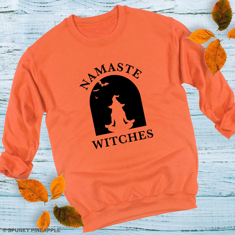 Namaste Witches Sweatshirt
