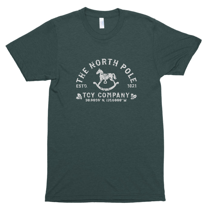 The North Pole Toy Company Premium Unisex T-Shirt