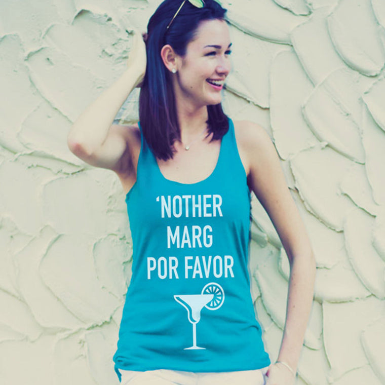 'Nother Marg Por Favor Tank Top