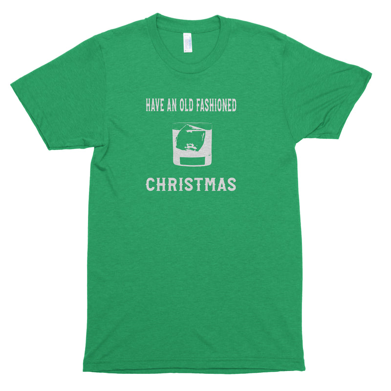 Old Fashioned Christmas Premium Unisex T-Shirt