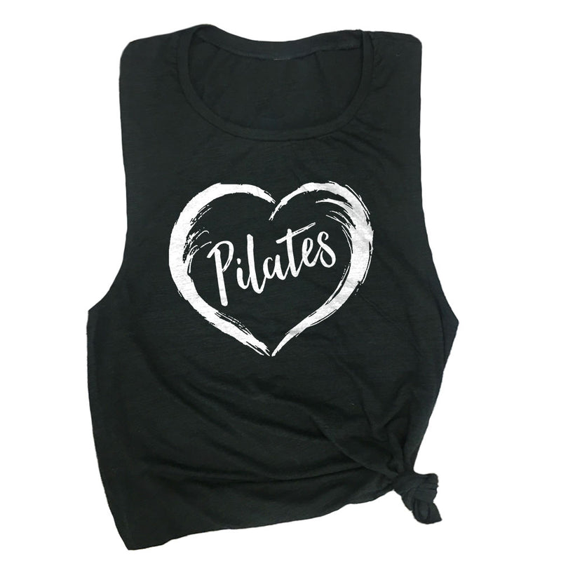 Pilates (Heart) Muscle Tee