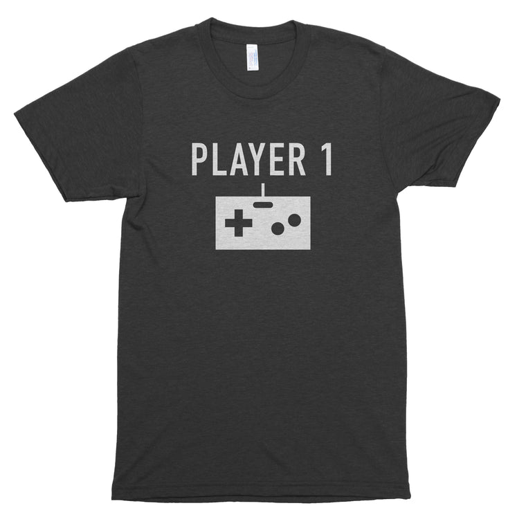 Player 1 Basic Tee