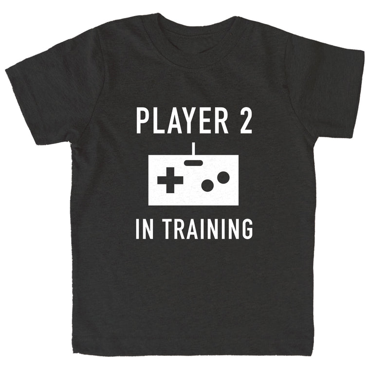 Player 2 in Training Toddler Jersey