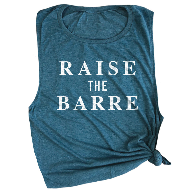 Raise the Barre Muscle Tee