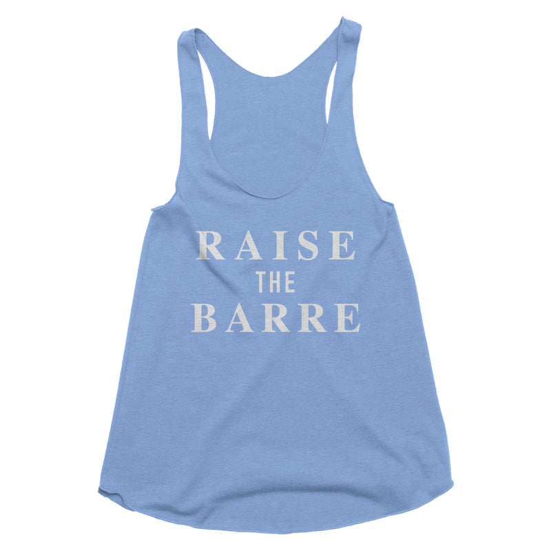 Raise the Barre Tank Top