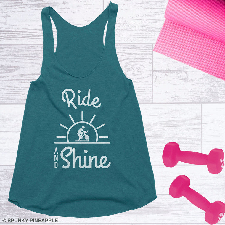 Ride & Shine Tank Top