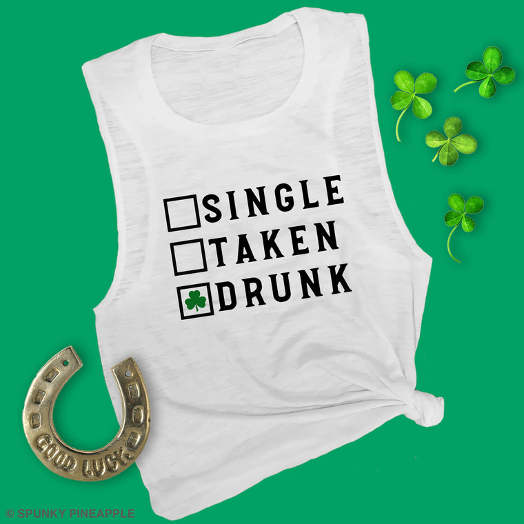 Single / Taken / Heart Muscle Tee