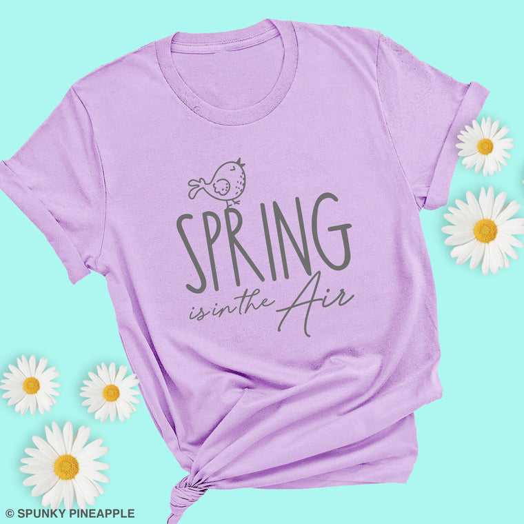 Spring is in the Air Premium Unisex T-Shirt