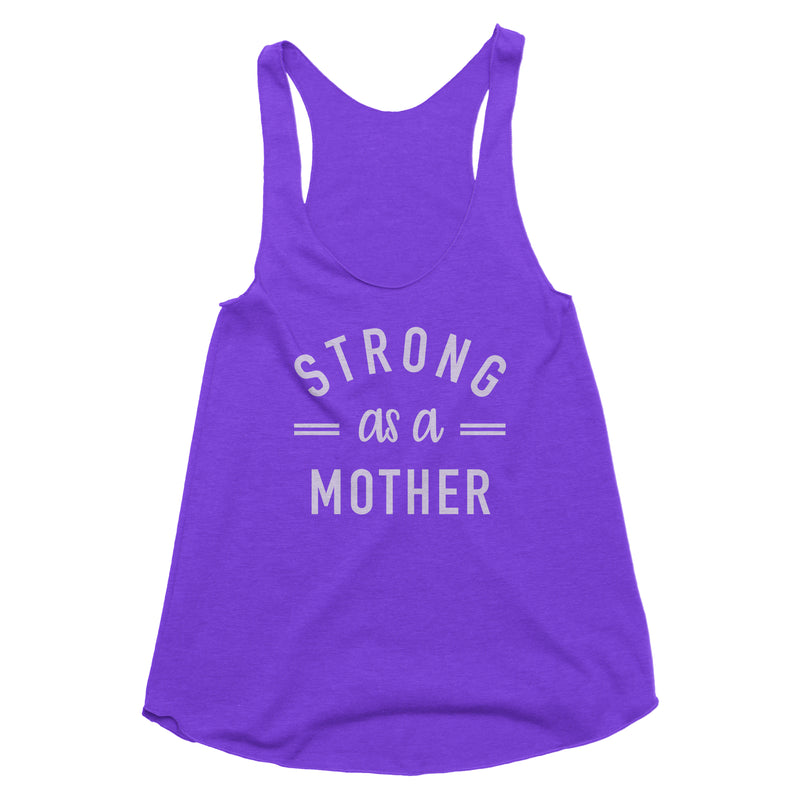 Strong as a Mother Tank Top