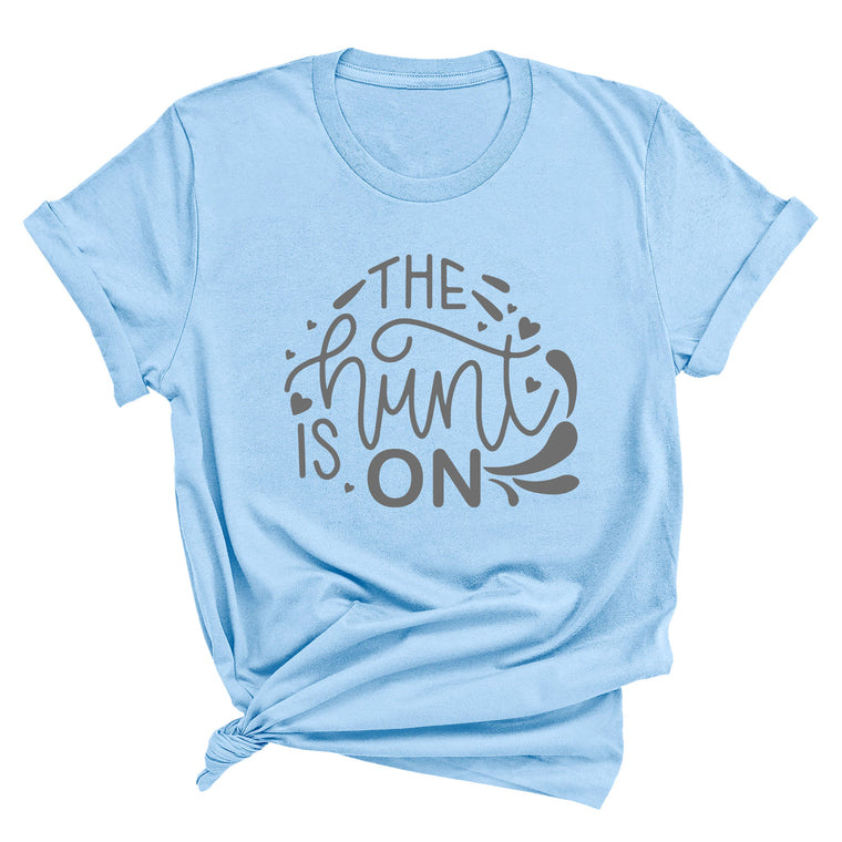 The Hunt is On Premium Unisex T-Shirt