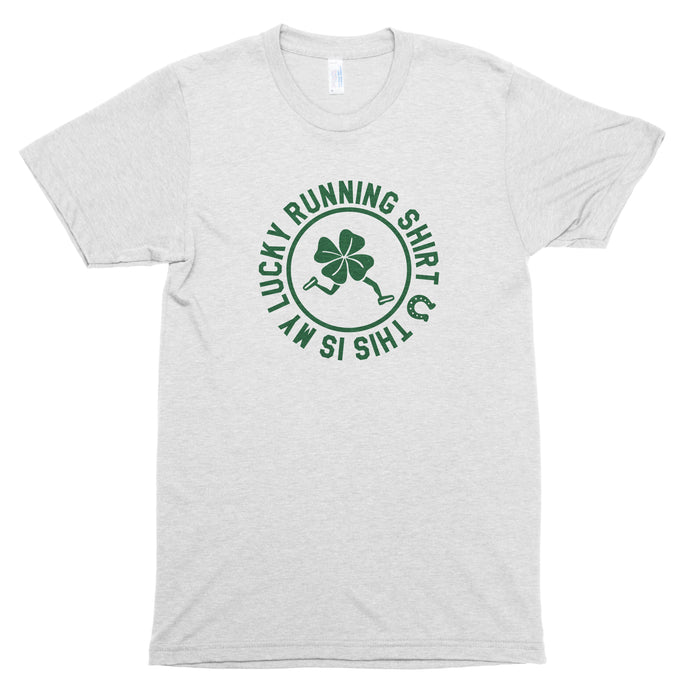 This is My Lucky Running Shirt Premium Unisex T-Shirt