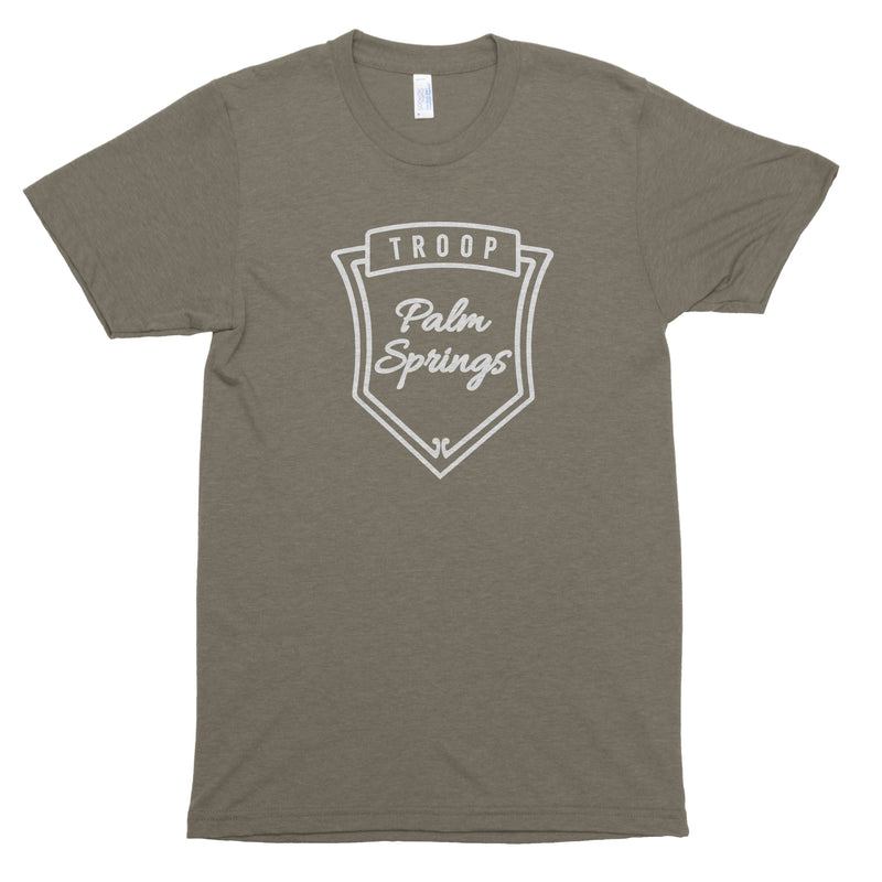 Troop Palm Springs Premium Unisex T-Shirt