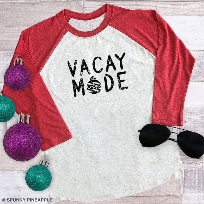Vacay Mode (Christmas Ornament) Xmas Vacation Group Shirts