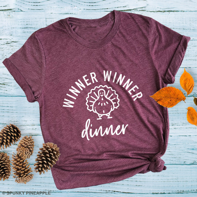 Winner Winner Turkey Dinner Premium Unisex T-Shirt