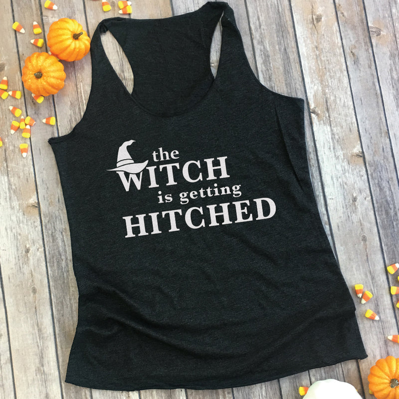 The Witch is Getting Hitched Tank Top