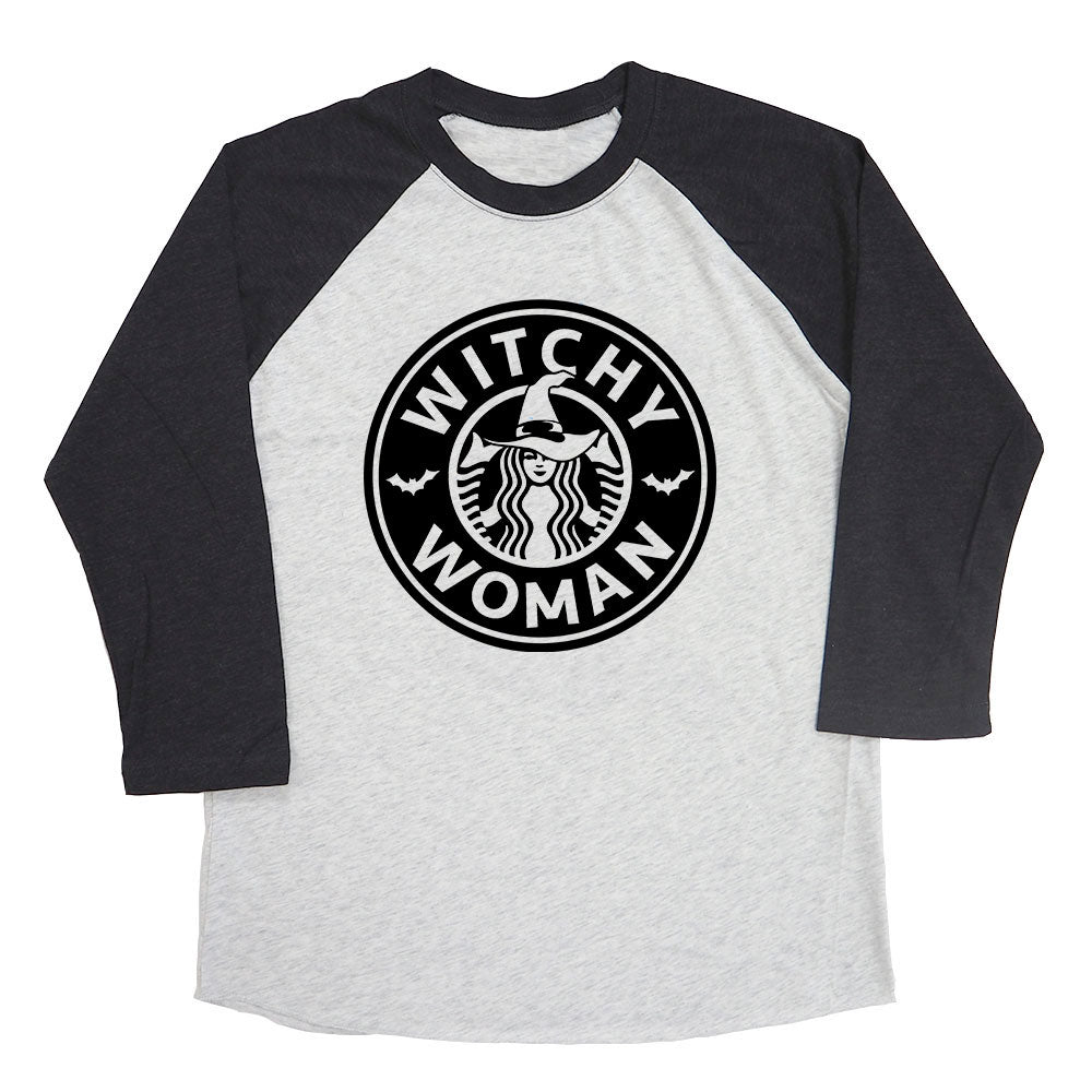 Witchy Woman Raglan Tee
