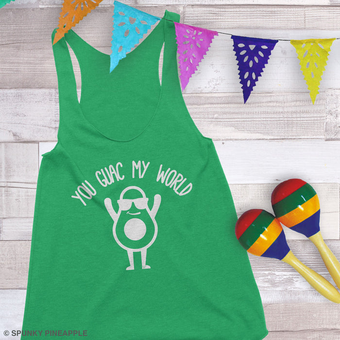 You Guac My World Tank Top