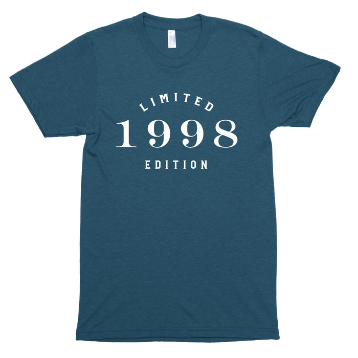 Limited Edition 1998 Premium Unisex T-Shirt